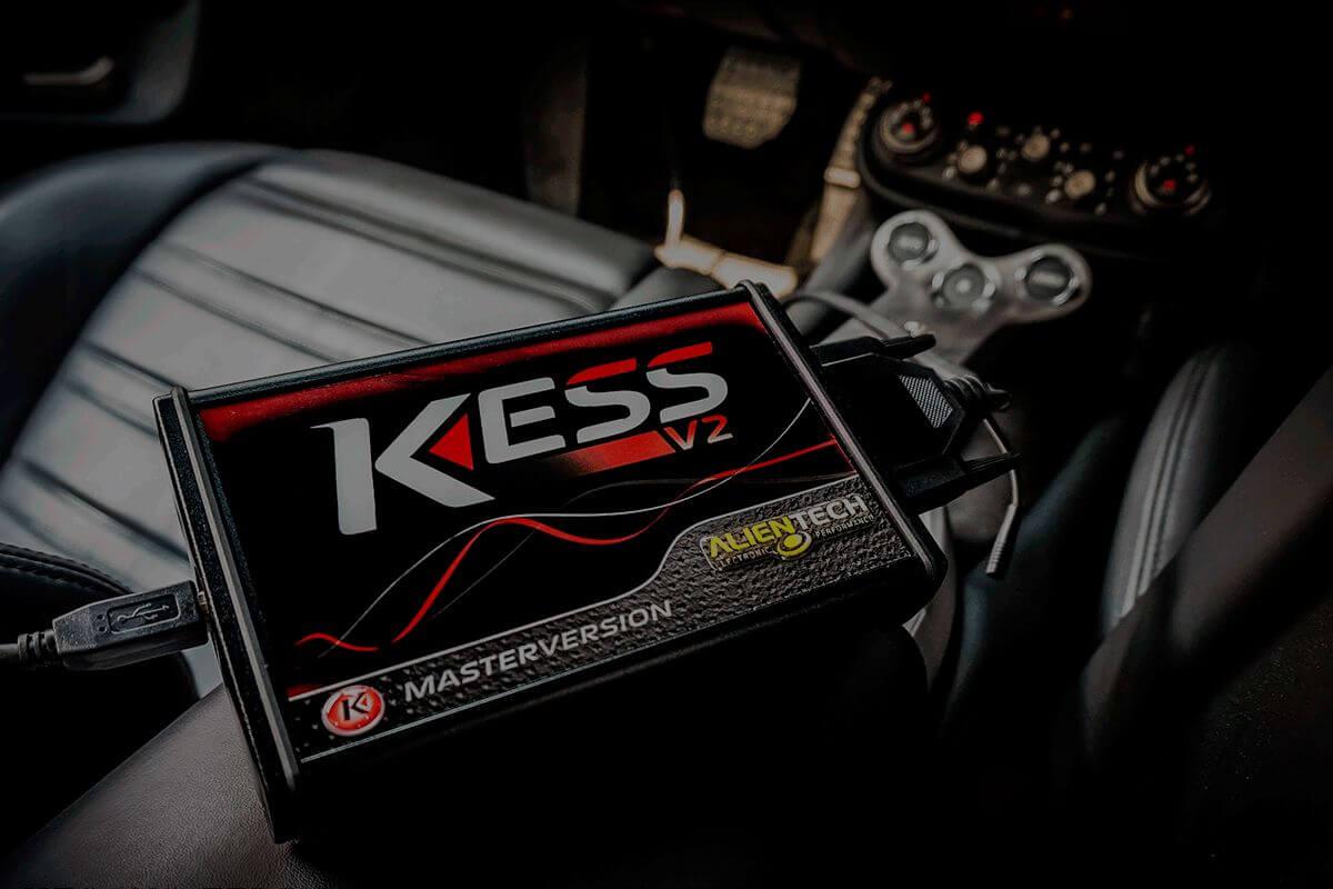 KessV2 – O Leitor Serial Via Tomada OBD da Alientech