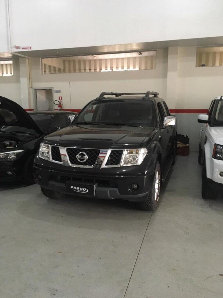 Reprogramação Eletrônica Nissan Frontier