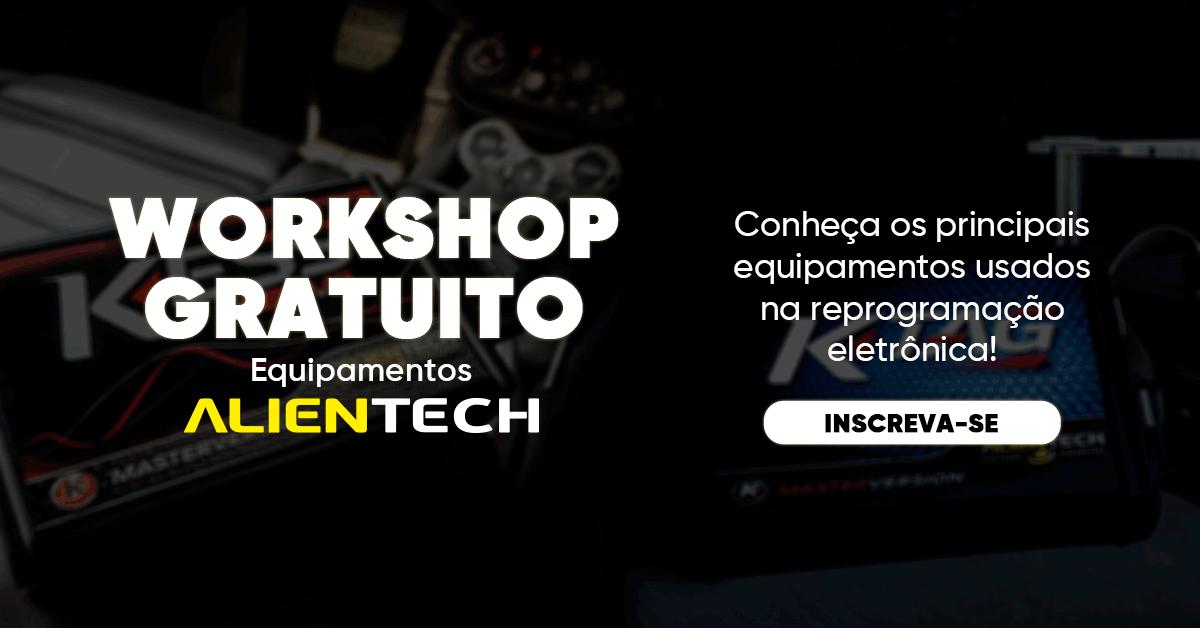 Workshop equipamentos Chip de potência