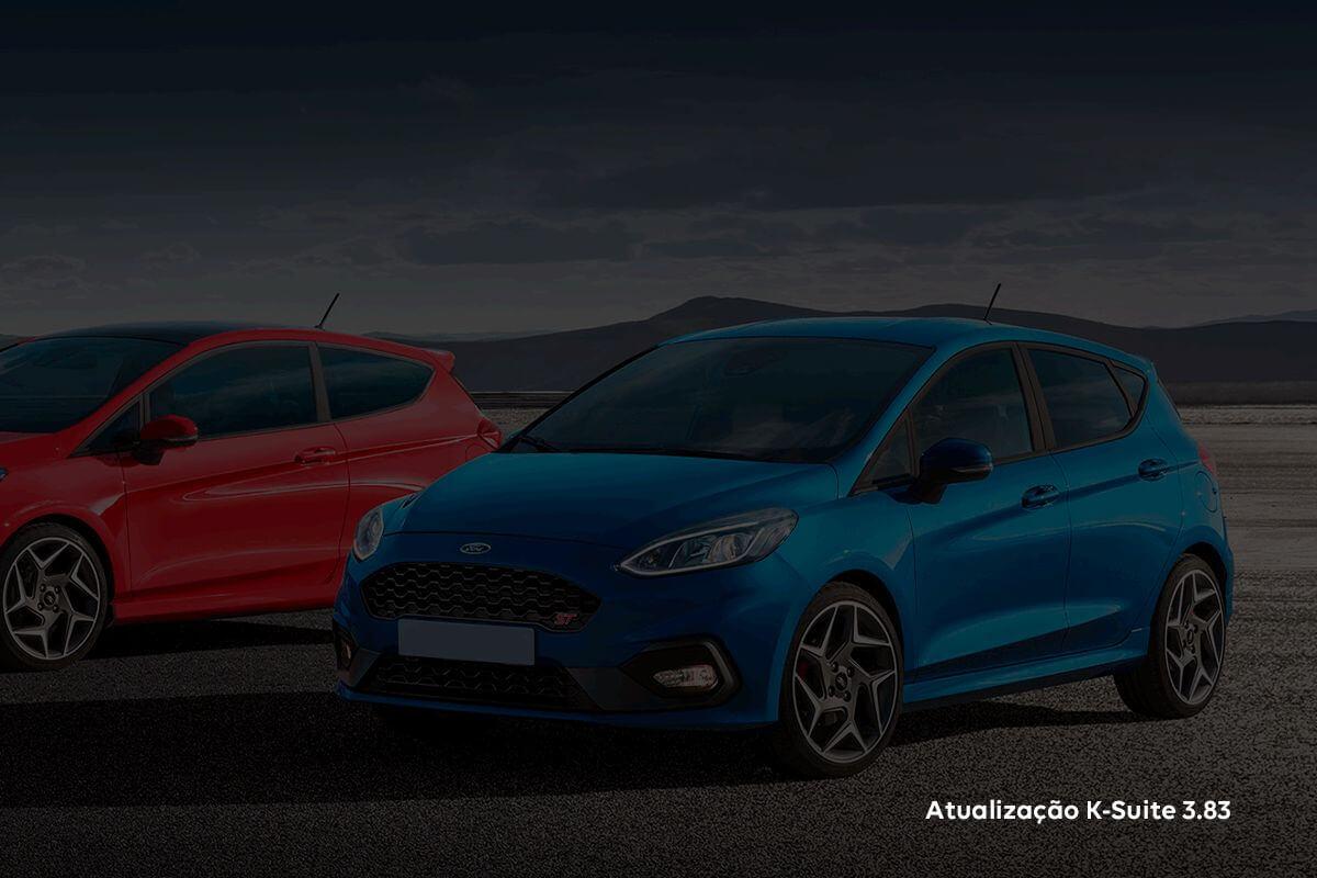Atualização K-Suite 3.83 – BMW, Ford e Mercedes