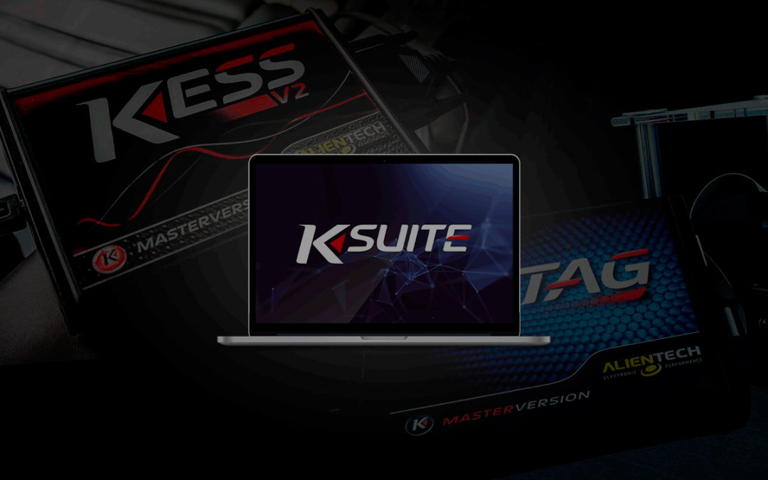 K-Suite 3.0: Novo software para o KessV2 e K-Tag
