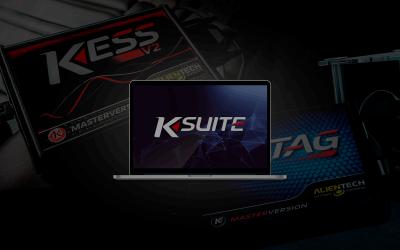 K-Suite 3.0: Novo software para o KessV2 e K-Tag